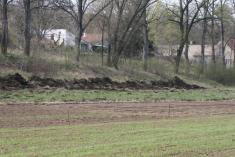 Výstavba kanalizace
